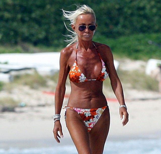 Obsession Addict - tanorexie - Donatella versace