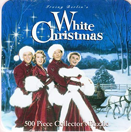 White Christmas d'Irving Berlin - noel - chanson - oa - obsession addict