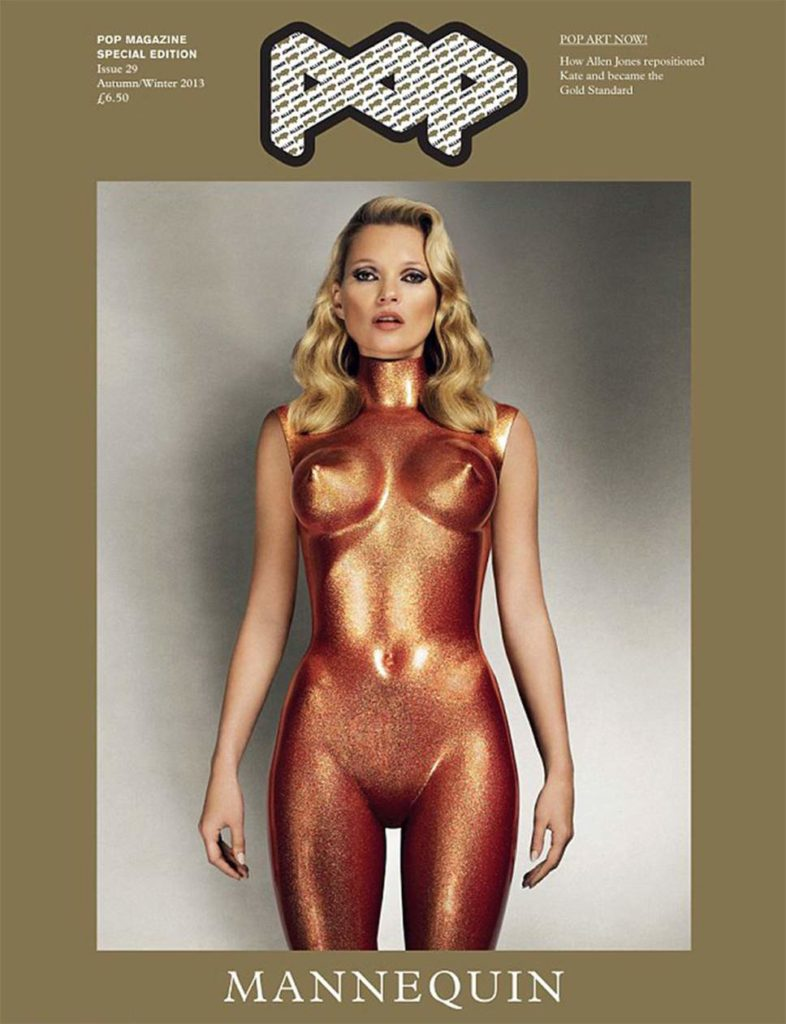 Kate Moss-allen-jones-mode-fetichisme-oa-obsession-addict