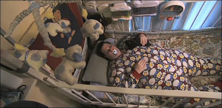 L'autonepiophilie, véritable fantasme de vivre en couche comme un bébé - obsession addict - 4