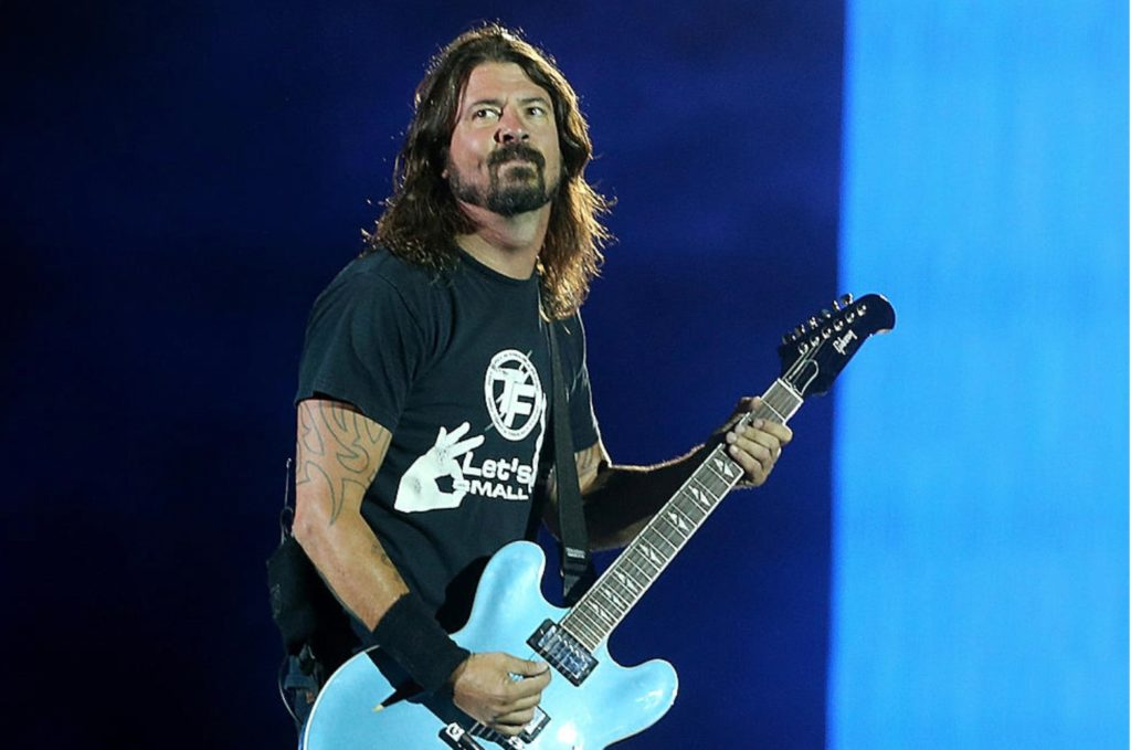 Dave Grohl - obsession addict