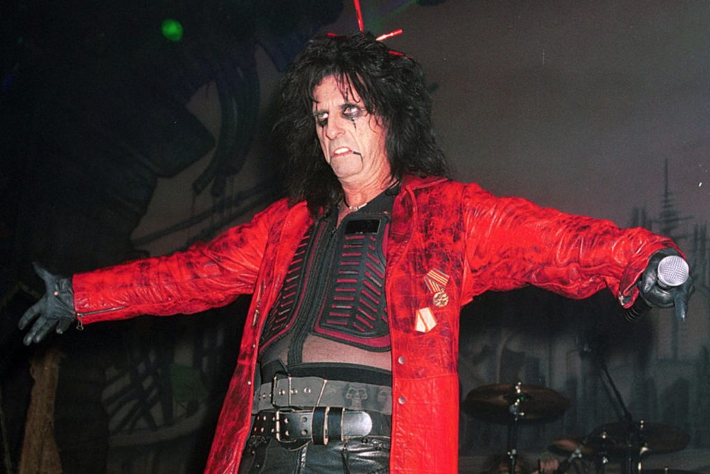 alice cooper -phobies de Rock Stars-obsession addict